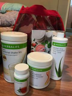 Herbalife COMBO PACKAGE