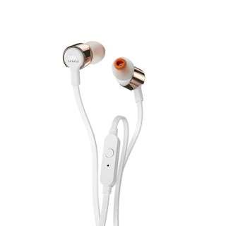 JBL T210 EARPHONE HEADSET HEADPHONE