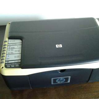 Hp Deskjet F2120 all-in-one ( Printer+Scanner+Copier)