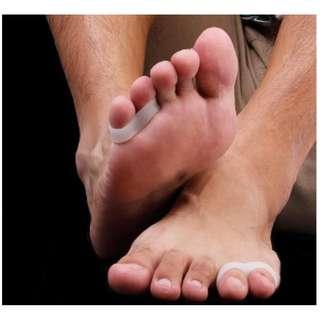 Bunion Little Toe Separator Straightener Corrector Foot Pain Relief (1 Pair)
