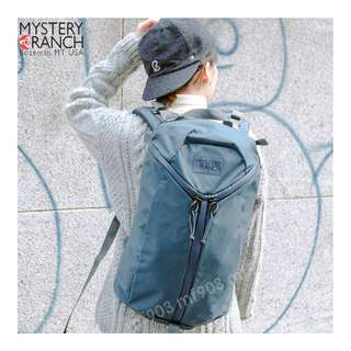 Mystery Ranch Urban Assault Slate Blue 書包 Gregory 背囊 Wtaps Arcteryx Arro 22 旅行袋