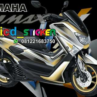 Sticker nmax full decal