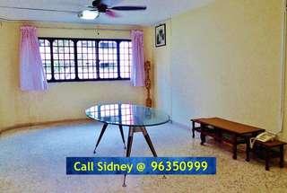 HDB 5 room flat rental