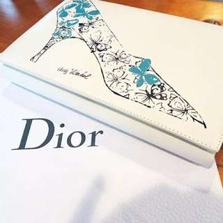 CRAZY DEAL, MORE DISCOUNT FROM ALREADY DISCOUNTED!!  100% Authentic Dior Warhol Clutch - Limited Edition Rare Collectible - Perfect Condition!!!