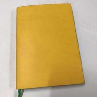 2018年橙黃色Schedule Book 99.9%新