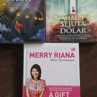 Buku Merry Riana