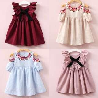 Sweet Princesses Dresses Set $35