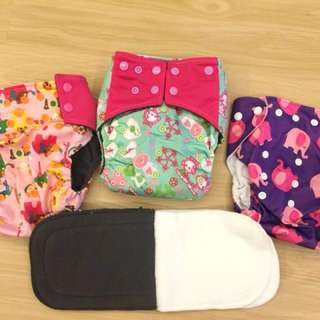 Brand new Cloth Diapers $5 each