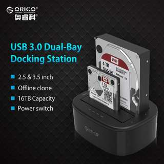 Hard Disk Case Dock