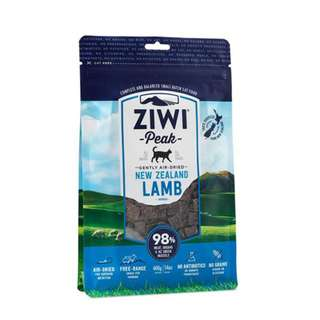 ZIWI PEAK AIR DRIED CAT FOOD – LAMB 400G