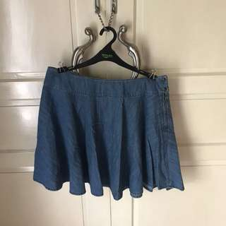 LIMITED COLLECTION DENIM SKIRT