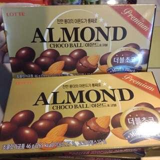 Lotte Almond