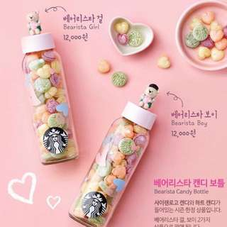 Quick Preorder! Authentic Starbucks korea barista bottle