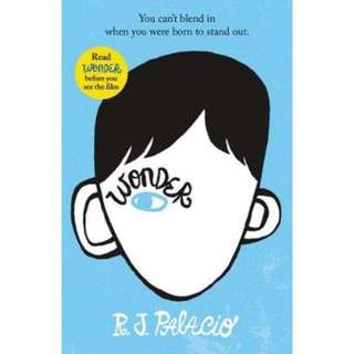Wonder - R. J. Palacio (eBook)