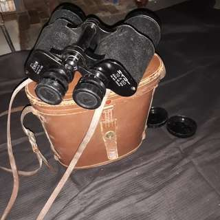 Eikow binoculars leather case included 10x50...from 88m to 1km