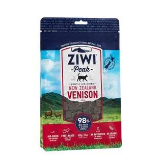 ZIWI PEAK AIR DRIED CAT FOOD – VENISON 400G