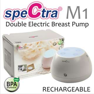 *NEW* Spectra M1 Double Pump