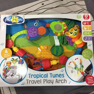 Playgro tropical tunes toys