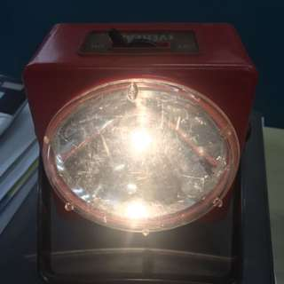 Vintage Eveready Torchlight