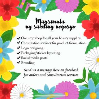 Wholesale supplier for beauty items