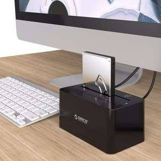 Hard Disk Case Dock Hard Drive USB 3.0