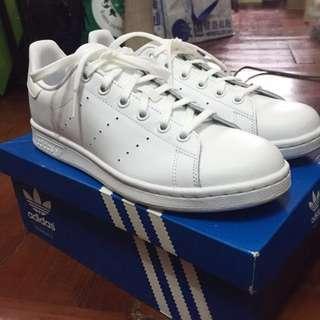 (只限面交) adidas Stan Smith白色波鞋