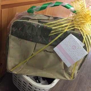 Puréen Diaper Bag