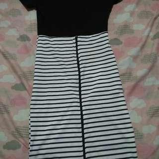 Dress ketat press body