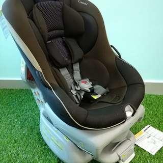Combi Zeus 360° Turn car seat