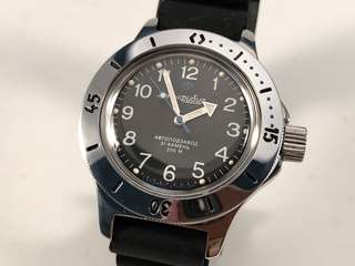 Russian Vostok Amphibian Automatic movement Watch