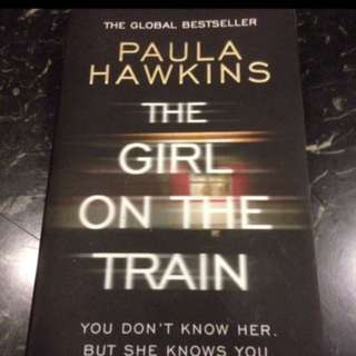 Offer! The Girl On The Train - You Don't Know Her. But She Knows You! By Paula Hawkins