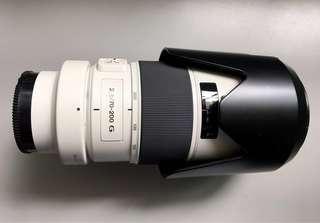 Mint Sony SAL70-200 2.8 lens