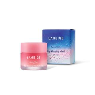 (Limited Edt!) Holiday Lip Sleeping Mask - Berry (Sweet Berry Complex)
