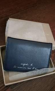 Authentic Agnes b Compact Cardholder