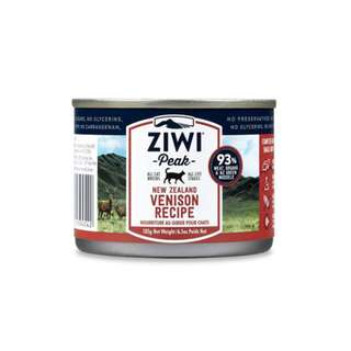 ZIWI PEAK CANNED CAT FOOD – VENISON