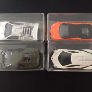 Tomy Tomica Lamborghini set