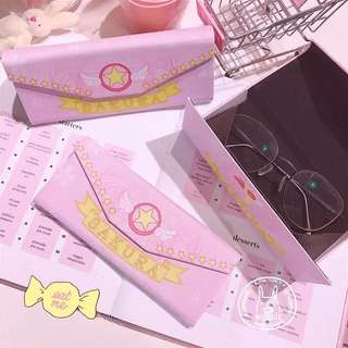 Sakura Cute Glasses Case (PO)