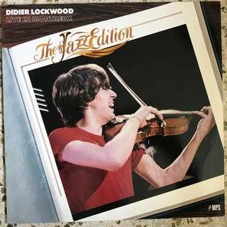 Didier Lockwood – Live In Montreux LP