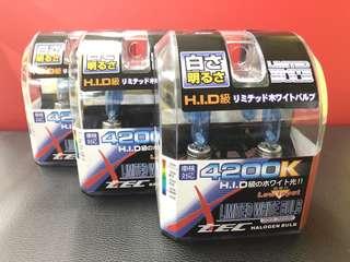 4200K White Light Bulb