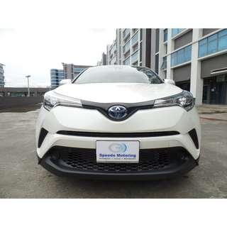 Toyota C-HR 1.8S Hybrid