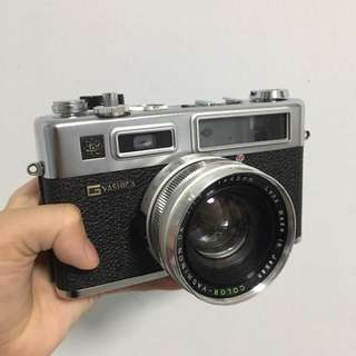 (CLEARANCE) Yashica electro 35 GSN 35mm film camera