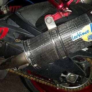 Leo Vince for Suzuki 1000 k8 model