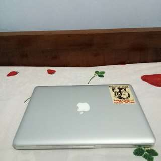 "Apple Macbook Pro 13"" 2012 Mulus No Dent CC under 400"