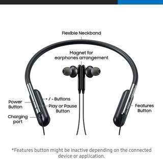 Samsung Uflex headphones