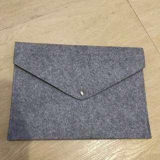 全新灰色電腦袋