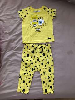 Spongebob Squarepants Set