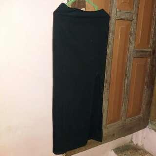 Rok span hitam