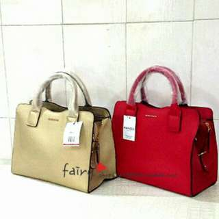 PO Authentic Mango Touch Handbag In 3 Colours  Waiting Time 12days After Payment Is Made (Order Only If U Can Wait)  Brand New With Mango Tag   Pm If Int