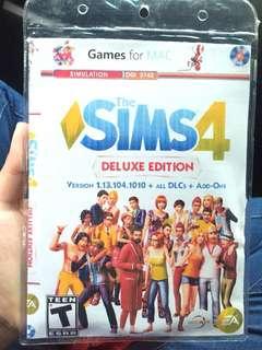 The sims 4 for Macbook original