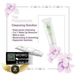 WOWO Tea Polyphenols Cleansing Solution